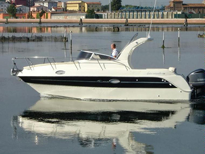 location bateau Italmar Cabin 24