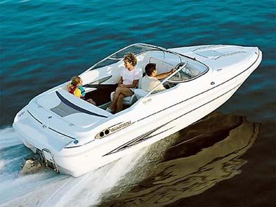 Location bateau  Glastron 199 SX