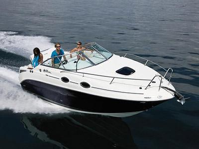 location bateau Sea Ray 255 Sundancer