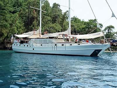 location bateau Mia Gulet