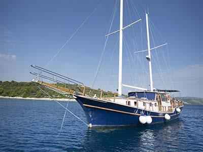 location bateau Anna 1