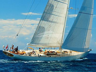 location bateau Whitefin