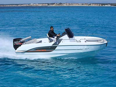location bateau Flyer 6.6 Spacedeck