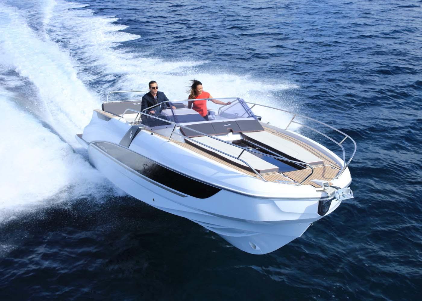 location bateau Flyer 8.8 Sundeck