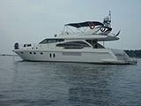location bateau Guy Couach 195