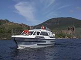 location bateau Taransay