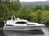location bateau Balmoral