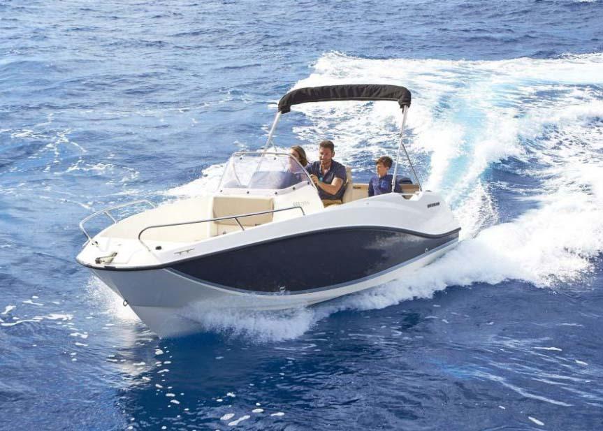 location bateau Quicksilver Activ 555