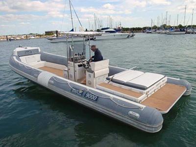 Location bateau  Bwa 9000