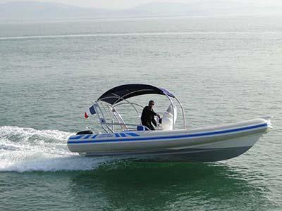 Location bateau  Wide 620