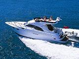 location bateau Sealine F43