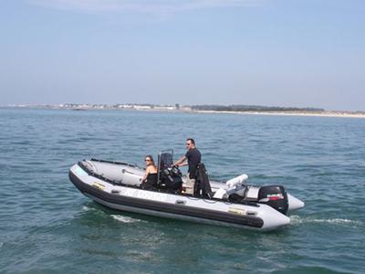 Location bateau  Sillinger 580 Pro Raid