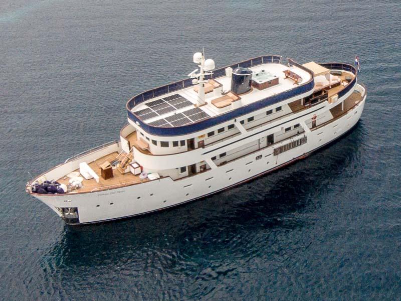 location bateau Donna Del Mare