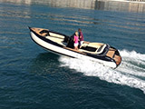 location bateau Scanner Envy 710