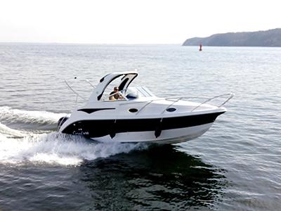 Location bateau  Coral Yacht 690 SC