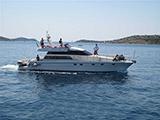 location bateau Dalla Pieta 52 Asterion