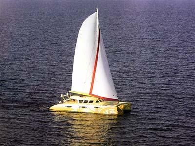 location bateau Ambercat 210