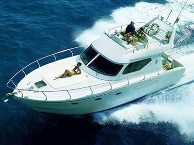 location bateau Carnevali 36S Fly