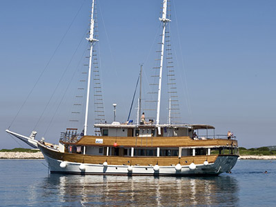 Location bateau  Lastavica