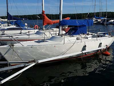 Location bateau  Albin Express Cruising