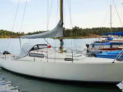 Location bateau  Albin Viggen