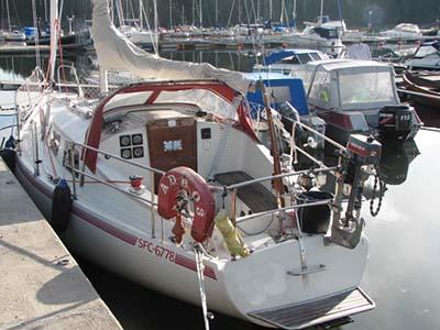Location bateau  Arabesque 32 Long Range