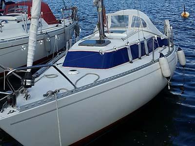Location bateau  Bellona 23