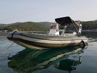 Location bateau  Ranger Prestige