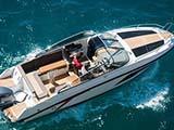 location bateau Finnmaster T8
