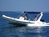 location bateau Wav Marine Topline 600