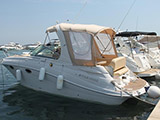 location bateau Four Winns 278 Vista White