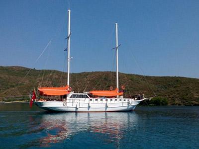 location bateau Arancia