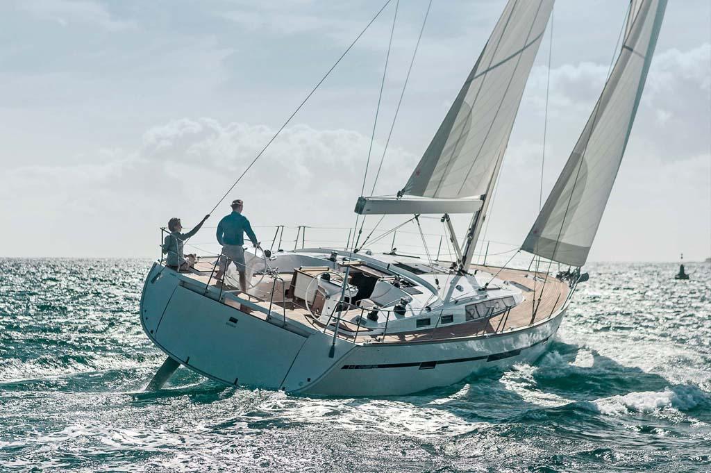 outside Bavaria 56 Cruiser