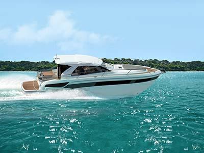 Location bateau  Sport 400 Coupe
