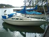 location bateau Arabesque 30