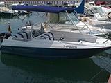 location bateau Quicksilver Commander 500
