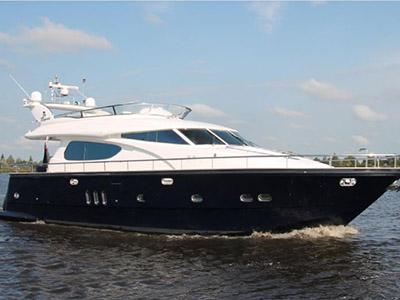 location bateau Elegance 64