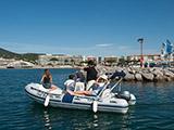 location bateau Lomac