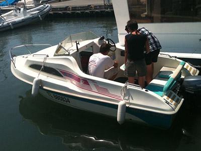 Location bateau  Ultramar Cabine