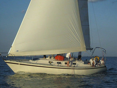 location bateau CS 30