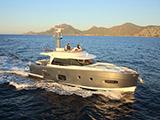 location bateau Magellano 53