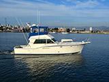 location bateau Hatteras 46 Convertible