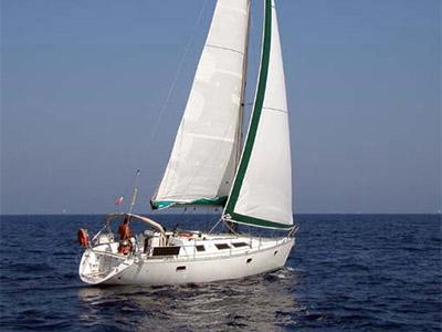 location bateau Sun Dance 36