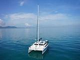 location bateau Island Spirit 380