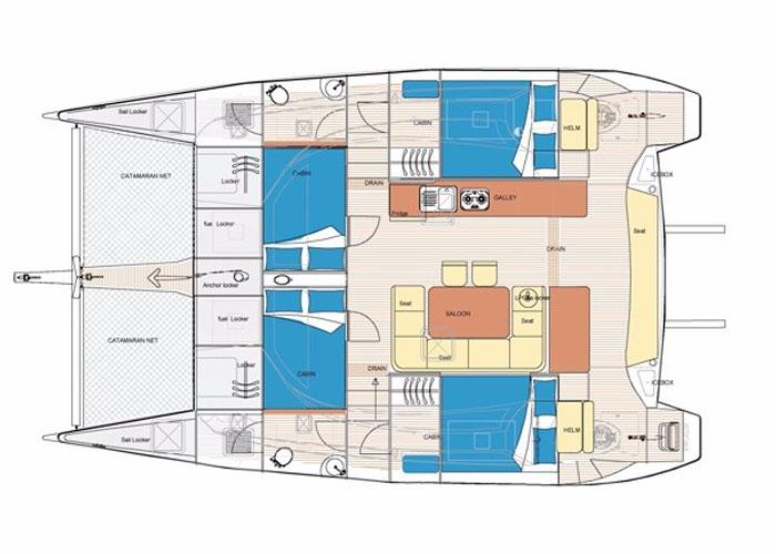 interno Island Spirit 380