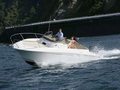 Location bateau  Altair Amber 6.50 WA