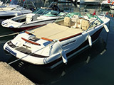 location bateau Runabout 7.55