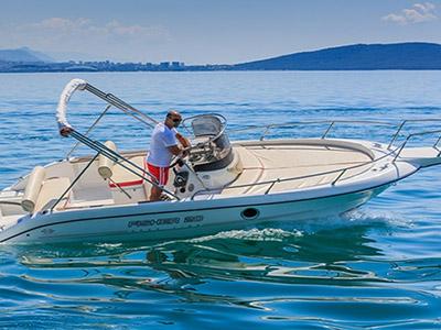 Location bateau  Fisher 20