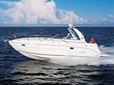 location bateau Cruiser 320 Express