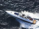 location bateau Sunseeker Superhawk 50